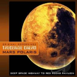 Tangerine Dream - Mars Polaris CD Cover Art