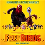 Dominic Lewis - Free Birds DB Cover Art