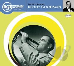 Goodman, Benny - Very Best of Benny Goodman CD Cover Art