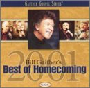 Gaither, Bill - Best Of Homecoming 2001 CD Cover Art