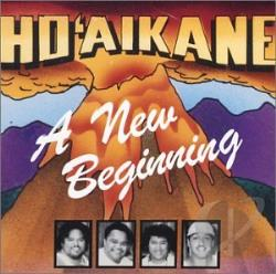 Ho'aikane - New Beginning CD Cover Art