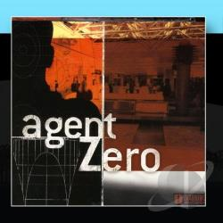 Agent Zero - Agent Zero CD Cover Art