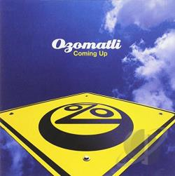 Ozomatli - Coming Up CD Cover Art
