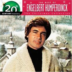 Humperdinck, Engelbert - 20th Century Masters - Christmas Collection CD Cover Art