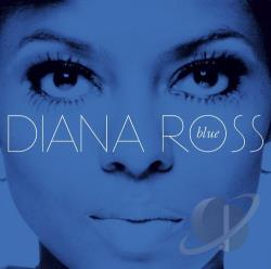 Ross, Diana - Blue CD Cover Art