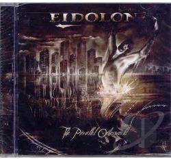 Eidolon - Parallel Otherworld CD Cover Art
