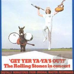 Rolling Stones - Get Yer Ya-Ya's Out! CD Cover Art