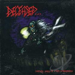 Deceased - Corpes Souls & Other Strangeness CD Cover Art