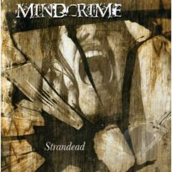 Mindcrime - Strandead CD Cover Art