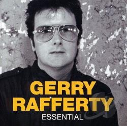Rafferty, Gerry - Essential CD Cover Art