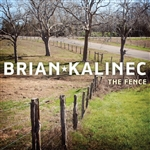 Kalinec, Brian - Fence CD Cover Art