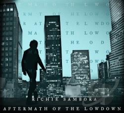 Sambora, Richie - Aftermath of the Lowdown CD Cover Art