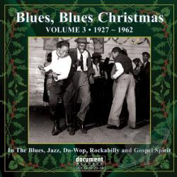 Blues Blues Christmas, Vol. 3 CD Cover Art