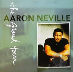 Neville, Aaron - Grand Tour CD Cover Art