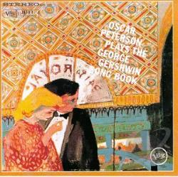 Peterson, Oscar - Gershwin Songbooks CD Cover Art