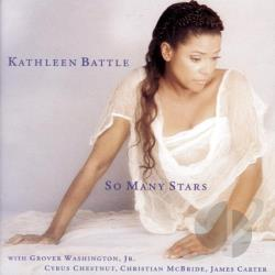 Battle, Kathleen - So Many Stars CD Cover Art