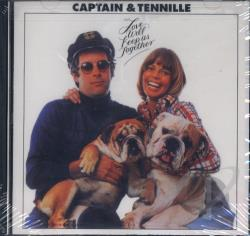 Captain & Tennille - Love Will Keep Us Together CD Cover Art