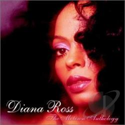 Ross, Diana - Motown Anthology CD Cover Art