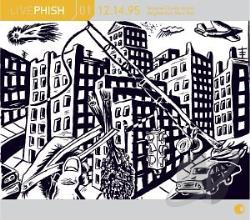 Phish - Live Phish, Vol. 01 CD Cover Art