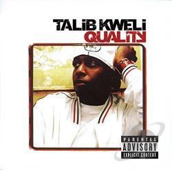 Kweli, Talib - Quality CD Cover Art
