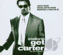 Get Carter CD Cover Art
