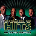 Canton Spirituals - Nothing But the Hits CD Cover Art