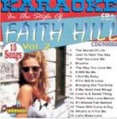 Hill, Faith - Faith Hill - Vol. 2 CD Cover Art
