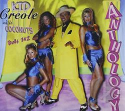 Kid Creole & The Coconuts - Anthology, Vols. 1 & 2 CD Cover Art