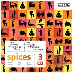 Spices: French & Italian & Spanish - Spices CD Cover Art