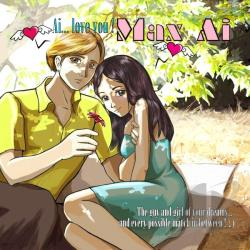 Ai, Max - Ai Love You! CD Cover Art