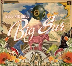 Frisell, Bill - Big Sur CD Cover Art