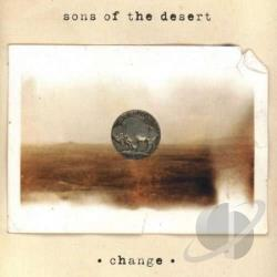 Sons Of The Desert - Change CD Cover Art