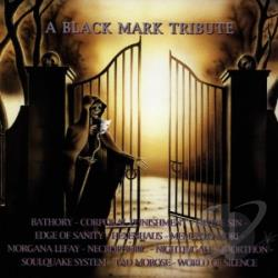 Black Mark Tribute CD Cover Art