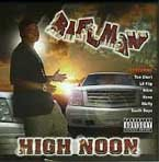 Riflman - High Noon CD Cover Art