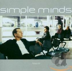 Simple Minds - Neapolis CD Cover Art