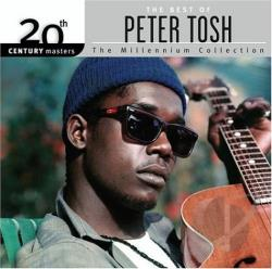 Tosh, Peter - 20th Century Masters - The Millennium Collection: The Best of Peter Tosh CD Cover Art