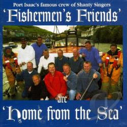 Friends, Fishermen's - Home from the Sea CD Cover Art