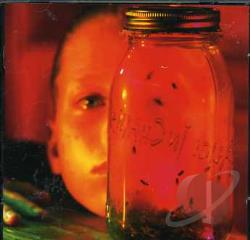 Alice In Chains - Jar of Flies/Sap CD Cover Art