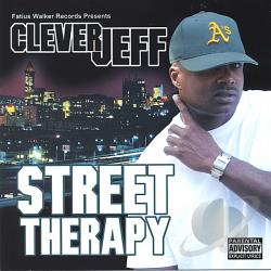 Clever Jeff - Street Therapy CD Cover Art