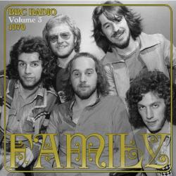 Family - BBC Radio, Vol. 3: 1970 CD Cover Art