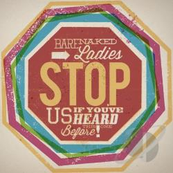 Barenaked Ladies - Stop Us If You've Heard This One Before! CD Cover Art