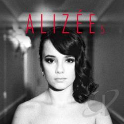 Alizee - 5 CD Cover Art