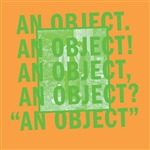 No Age � An Object