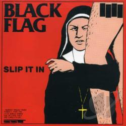 Black Flag - Slip It In CD Cover Art