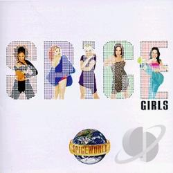 Spice Girls - Spiceworld CD Cover Art