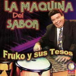 Fruko - La Maquina del Sabor CD Cover Art