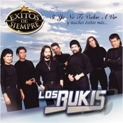 Los Bukis - La Mas Completa Coleccion CD Cover Art