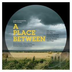 Rozario, Patricia & Callino Quartet - Place Between CD Cover Art