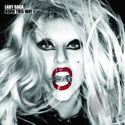 Lady Gaga - Born This Way CD Cover Art
