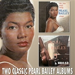 Bailey, Pearl - One And Only Pearl Bailey Sings / Pearl Bailey A-Broad DB Cover Art